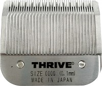 Thrive Very Fine Blade Set size 0000 / 0,1 mm