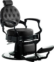 "Hairway Barber chair ""Romeo"" black"