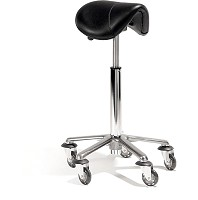 Sibel Cutting Stool RollerCoaster Exclusive Saddle S / Large