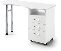 Sibel Vivian Manicure Table 120x45x78 cm