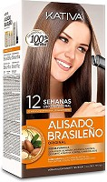 Kativa Brazilian Keratin Smoothing Kit 225 ml