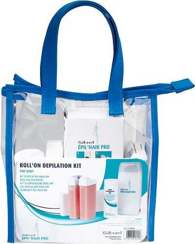 Sibel Wax Depilation Kit  Epil'Hair Eco Pro