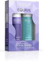 Revlon Professional Gift Set Equave Detangling Kit for Blondes