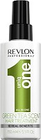 Revlon Professional UniqOne Green Tea Scent Hair Treatment 150 ml