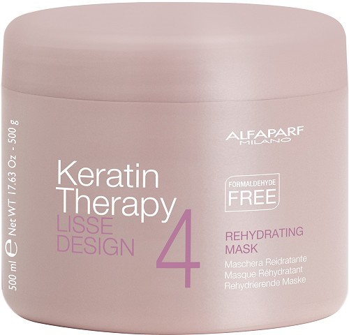 Alfaparf Lisse Design Keratin Therapy Rehydrating Mask 500 g