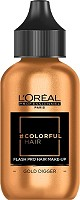 Loreal Colorfulhair Flash Pro Hair Gold Digger 60 ml