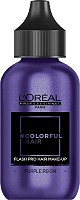 Loreal Colorfulhair Flash Pro Hair Purple Reign 60 ml