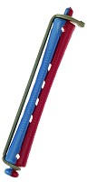 Efalock PermRods 2-colored 11mm red/blue 12pcs